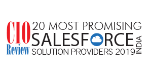 20 Most Promising Salesforce Solution Providers - 2019