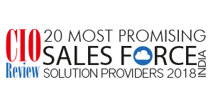 20 Most Promising Salesforce Solution Providers - 2018